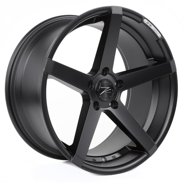 Z-performance ZP.06 Deep Concave Matte Black 18""