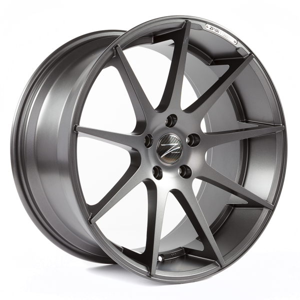 Z-performance ZP.08 Deep Concave Matt Gunmetal 18""