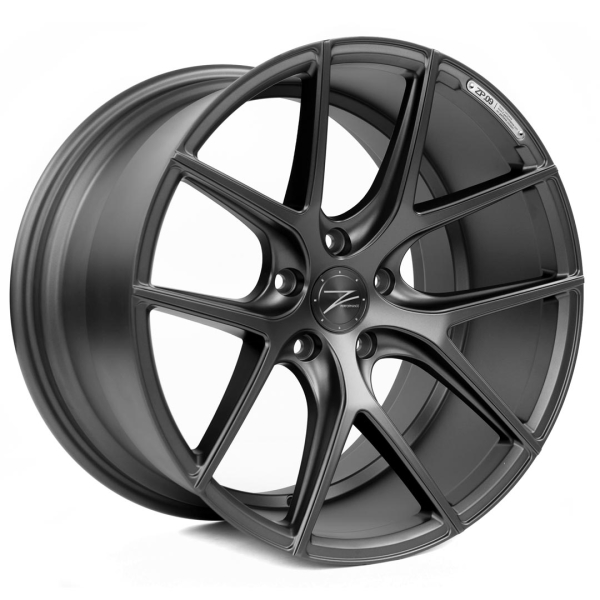 Z-performance ZP.09 Deep Concave Matte Black 19""