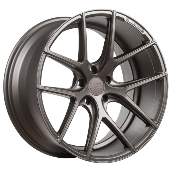 Z-performance ZP.09 Deep Concave Matte Bronze 19""