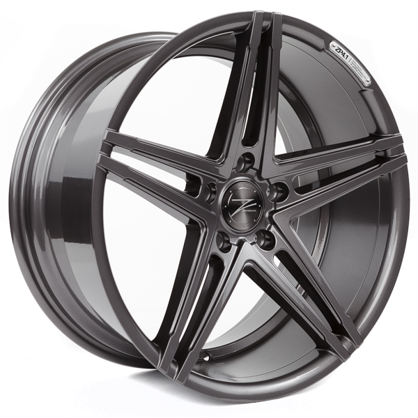 Z-performance ZP4.1 Deep Concave Gunmetal 19""