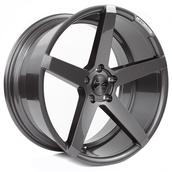 Z-performance ZP6.1 Deep Concave Gunmetal 19""