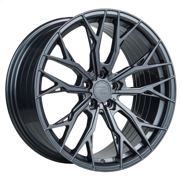 Z-performance ZP7.1 Deep Concave FlowForged Gloss Metal 19""