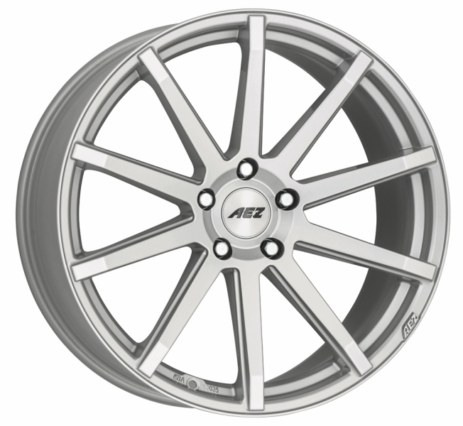 AEZ Straight shine Silver 18""