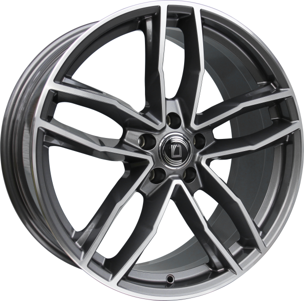 Diewe Alito PlatinS machined 17""