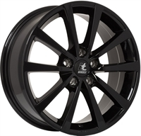 It wheels Alice Gloss Black GLOSS BLACK 16""