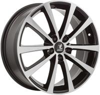 It wheels Alice Gloss Black & Polished GLOSS BLACK & POLISHED 17""