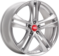TEC by ASA As4 Evo Hyper Silver HYPER SILVER 19""