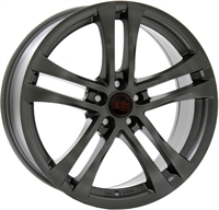 TEC by ASA As4 Gunmetal GUNMETAL 16""
