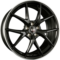 TEC by ASA Gt6 Black - Polished Lip BLACK - POLISHED LIP 19""