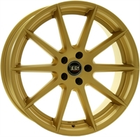 TEC by ASA Gt7 Gold GOLD 19""