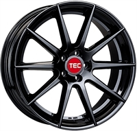 TEC by ASA Gt7 Matt Black MATT BLACK 19""