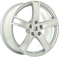 It wheels IT Emma Silver SILVER 17""