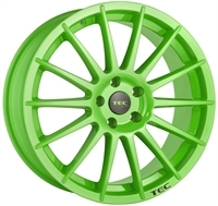 TEC by ASA TEC AS2 Race Light Green RACE LIGHT GREEN 17""