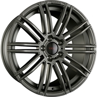 TEC by ASA TEC AS3 GunMetal GUNMETAL 17""