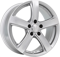 Wheelworld Wh24 Race Silver RACE SILVER 16""