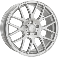 Wheelworld Wh26 Race Silver RACE SILVER 18""