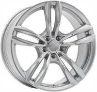 Wheelworld Wh29 Race Silver RACE SILVER 17""
