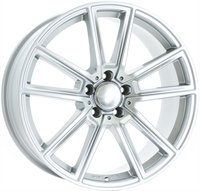 Wheelworld Wh30 Race Silver RACE SILVER 18""