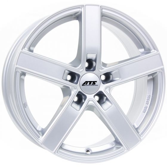 ATS Emotion polar-silber 16""