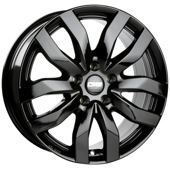 CMS C22 Complete Black Gloss 15""