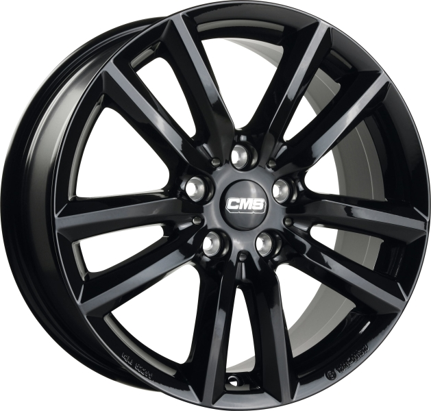 CMS C27 Complete Black Gloss 17""