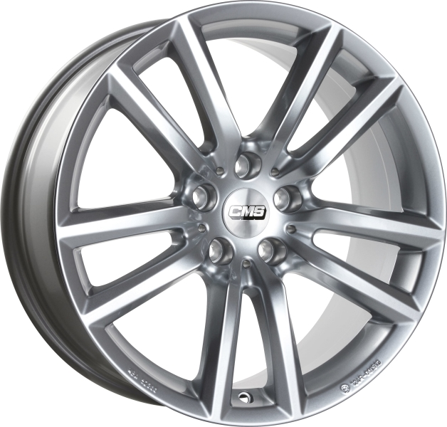 CMS C27 Racing Silver 17""