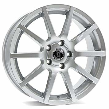 Diewe Wheels Allegrezza pigmentsilber 16""
