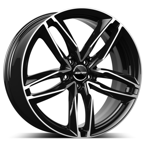 GMP Atom black diamond 19""