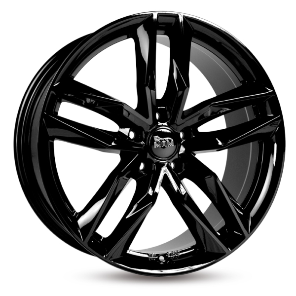 Mam RS3 BLACK PAINTED 18""