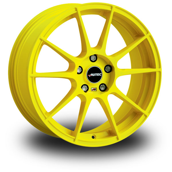 Autec Wizard Yellow ATOMIC YELLOW 16""