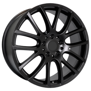 EVOLUTION S147 Matt black 20""