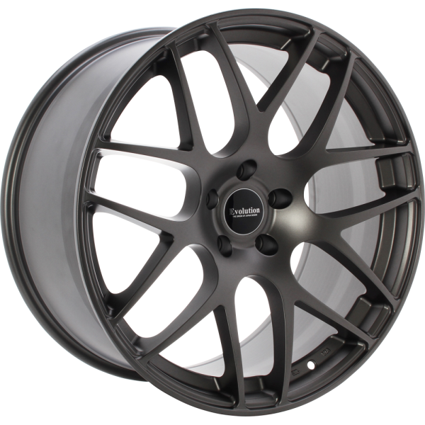 EVOLUTION S196 Matt anthracite 21""