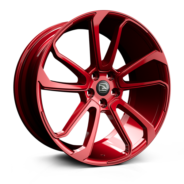 HAWKE Falkon Cherry Red 22""