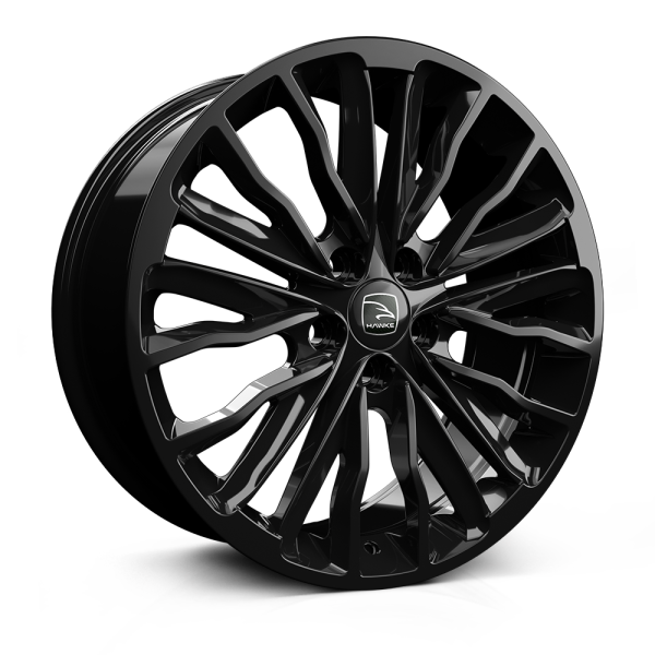 HAWKE Harrier Black 20""
