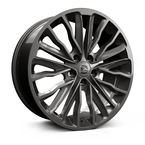 HAWKE Harrier Gunmetal 22""