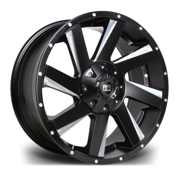 RIVIERA XTREME RX100 BLACK POLISHED 20""