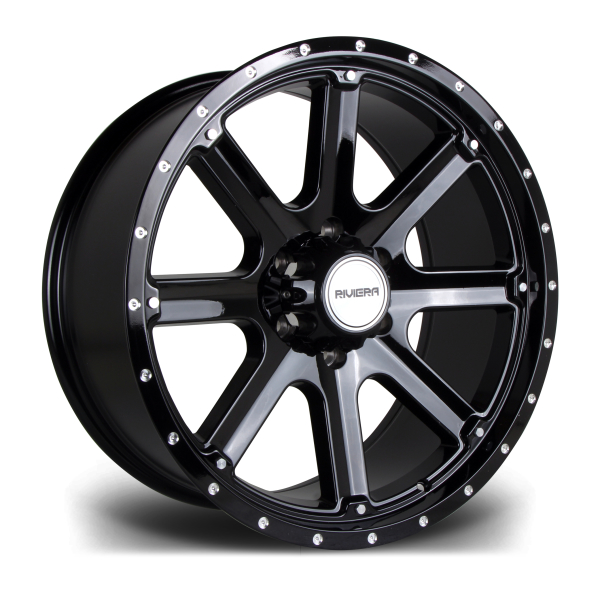 RIVIERA XTREME RX300 BLACK POLISHED 20""