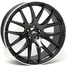 ZITO 935 Gloss Black Lip Polished 20""