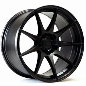 ZITO ZF02 Satin Black 19""