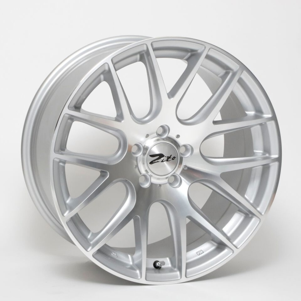 ZITO 935 Silver Polished 18""