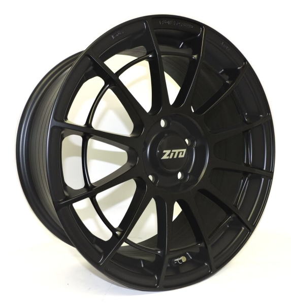 ZITO DG13 Satin Black 17""